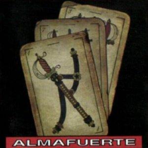 Almafuerte - Almafuerte (1998)