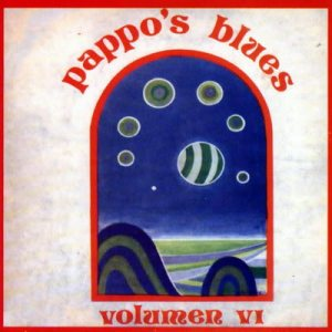 Pappo's Blues – Pappo's Blues Volumen 6 (1976)
