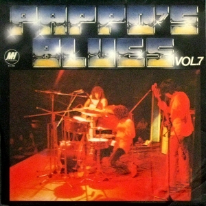 Pappo's Blues - Pappo's Blues Volumen 7 (1978)