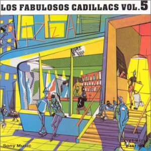 Los Fabulosos Cadillacs - Volumen 5 (1990)