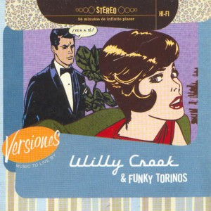 Willy Crook - Versiones (2000)