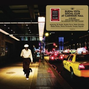 Buena Vista Social Club - At Carnegie Hall (2008)