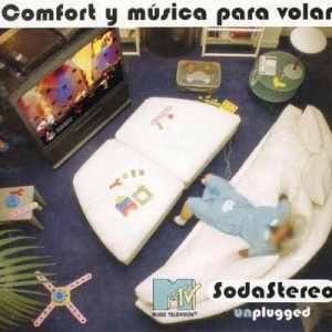 Soda Stereo - Comfort y Música para Volar (1996)