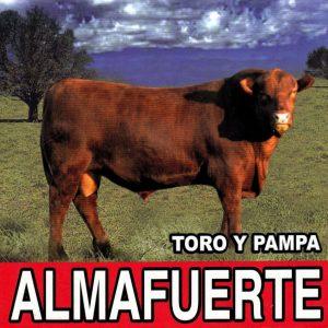 Almafuerte - Toro y Pampa (2006)
